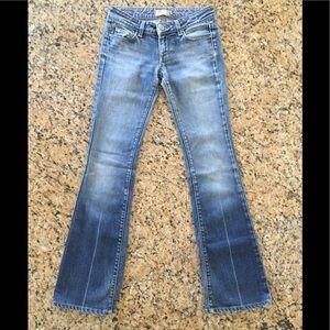 Paige Laurel Canyon Boot Cut Jeans 26